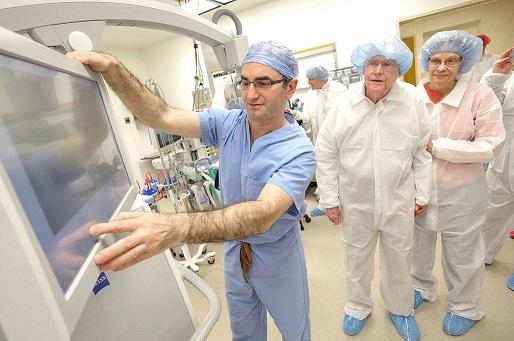 Doctor Mark Liker California Neurosurgical Institute Patient Care