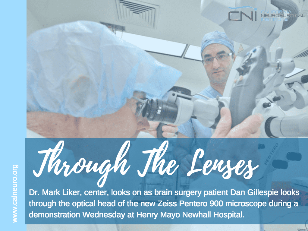 Patient California Neurosurgical Institute